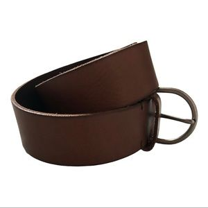 AEO Brown Leather Belt